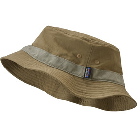 Patagonia Wavefarer Bucket Hat, ash tan